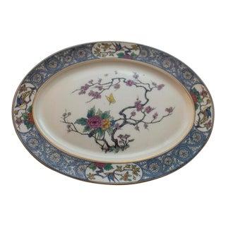 Lenox Ming Pattern Oval Platter
