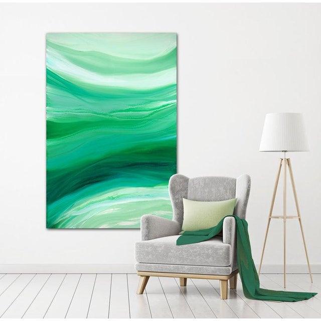 Teodora Guererra Teodora Guererra, 'Velveteen' Painting, 2018 For Sale - Image 4 of 7