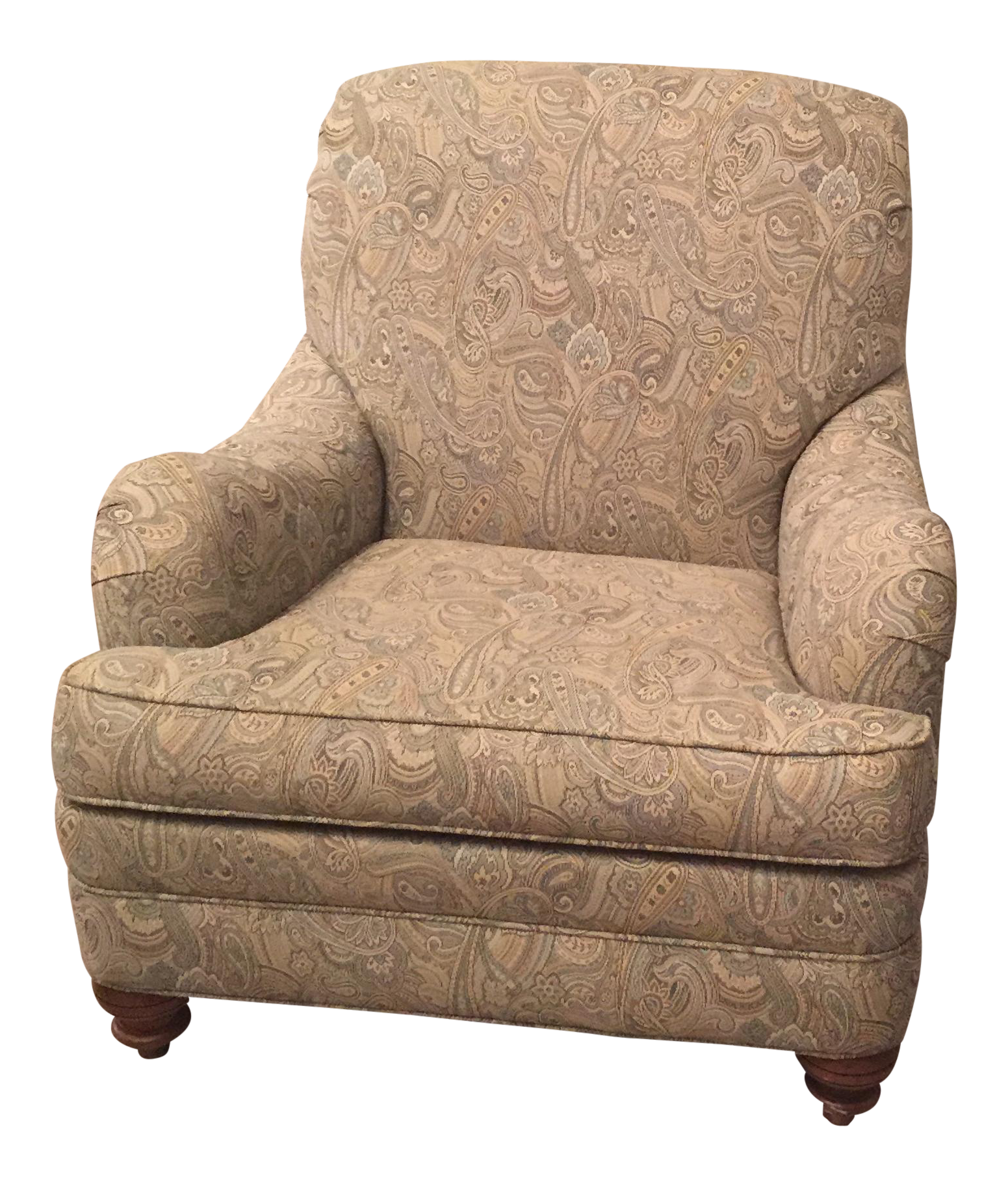 Superieur Ethan Allen Mercer Chair