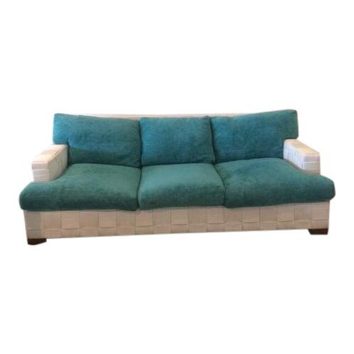 Angelo Donghia Vintage Block Island Sofa - Image 1 of 5