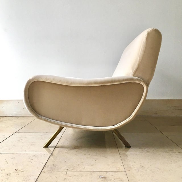 Mid-Century Modern Early Marco Zanuso Designed Two Seater Sofa Circa 1950 For Sale - Image 3 of 10