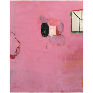 Big Pink, Peter's Hand's Path by Gary Komarin 2016 / 7873 For Sale