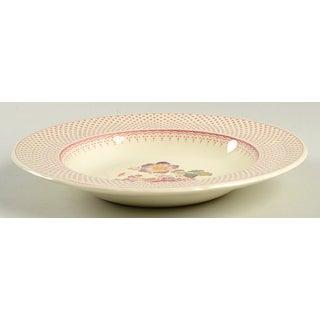 Mason's Paynsley Pink Rim Bowl - Set of 8 Preview