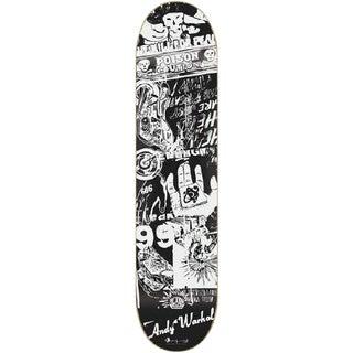 Andy Warhol Skateboard Deck