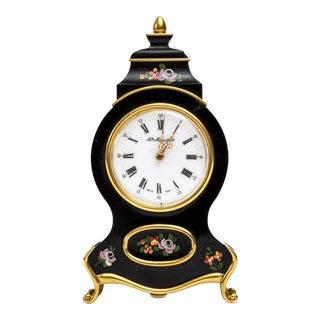Henry Moser Et Cie Mantel Clock For Sale