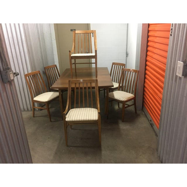 Mid-Century Dining Set by Hooker - Set of 7 - Image 4 of 11