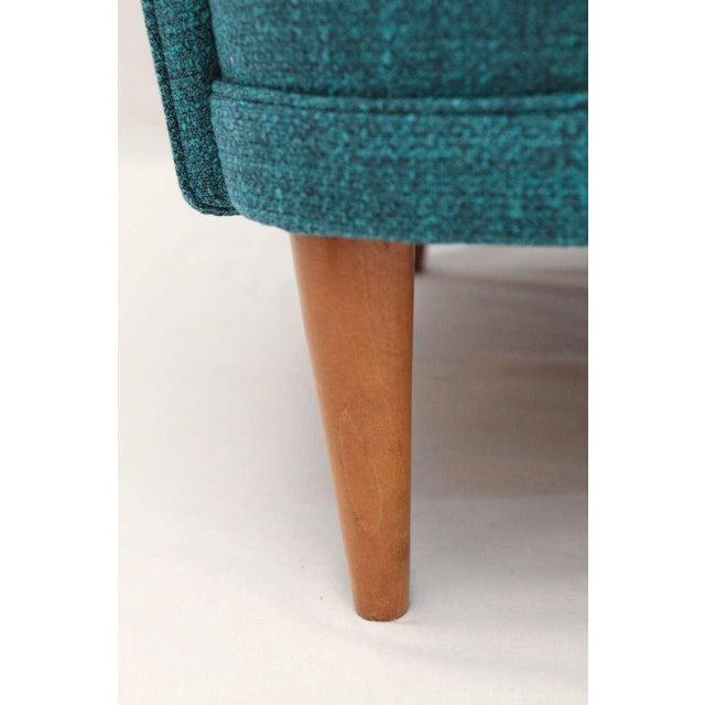 "Mid-Century Modern Carl Malmsten ""Samsas"" Lounge Chair For Sale - Image 3 of 9"