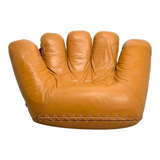 1970s Vintage Joe Glove Armchair For Sale