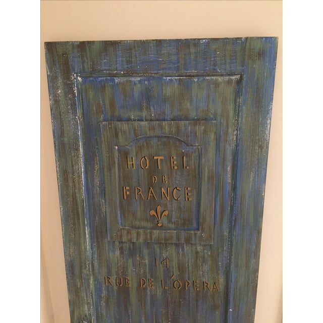 French Country Entryway Door - Image 8 of 9