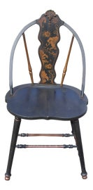 Image of Shabby Chic Windsor Chairs