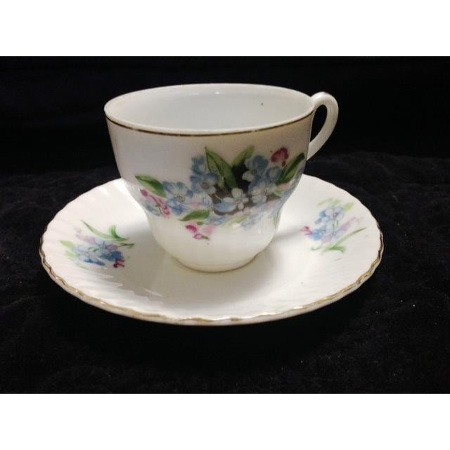 Vintage China Cup and Saucer - Image 3 of 6