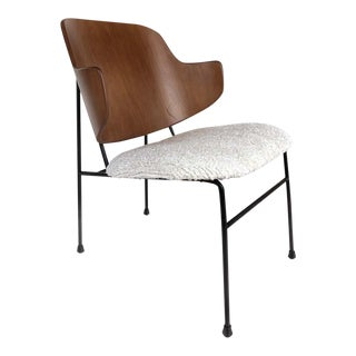 1950s Penguin Chair by Ib Kofod-Larsen For Sale