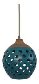 Image of Turquoise Pendant Lighting