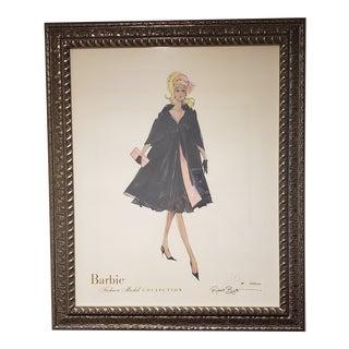 """Robert Best Limited Edition """"Midnight Mischief"""" Barbie Print"""