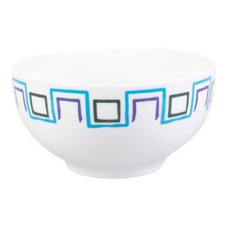 Mally Skok Robberg Bowl, Blue
