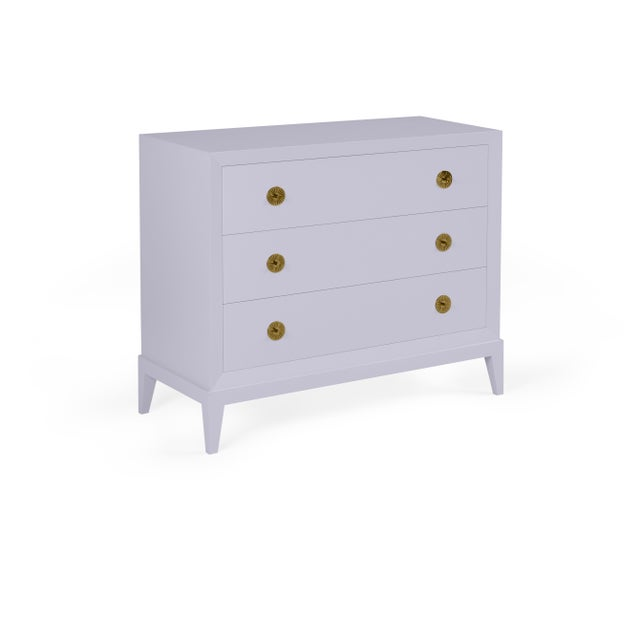 Transitional Casa Cosima Hayes Chest, North Cascades For Sale - Image 3 of 3