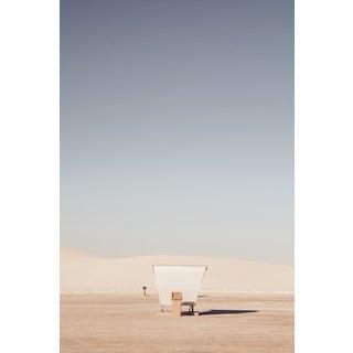 White Sands Original Framed Photograph For Sale