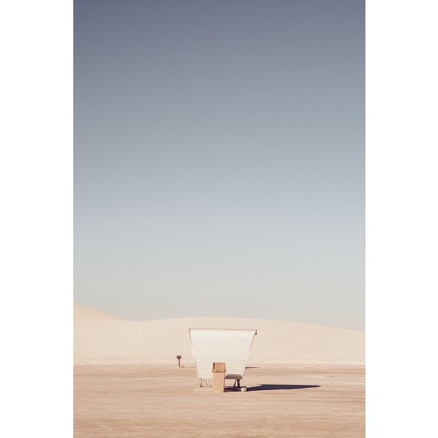 White Sands Original Framed Photograph For Sale