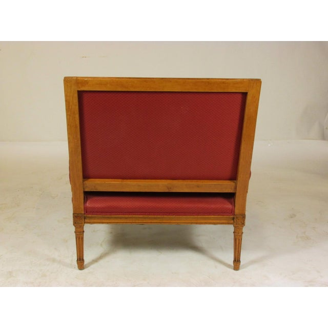 Louis XVI Style Marquis Chairs - a Pair For Sale In Boston - Image 6 of 10