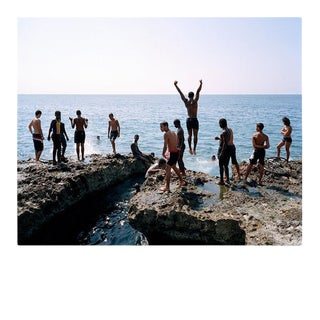 Contemporary 'Cuba #17' Fine Art Photographic Print by Artist Clive Frost - 48x38.5