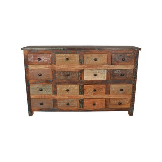 Morell Sixteen Drawer Cabinet