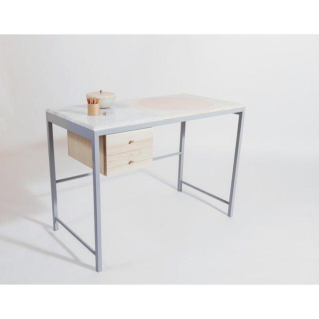 VOLK Volk Furniture St. Charles Desk For Sale - Image 4 of 4