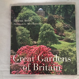 "2011 ""Great Gardens of Britain"" First Edition Book Preview"