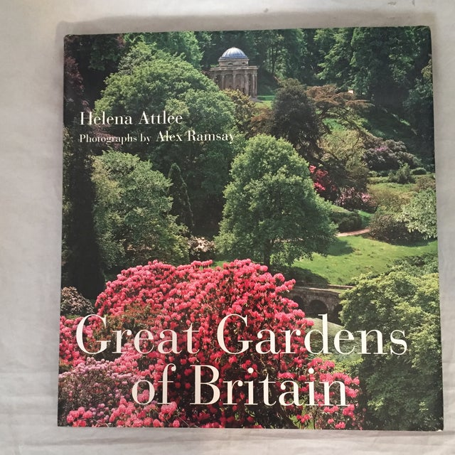 """Great Gardens of Britain"" Book - Image 2 of 9"