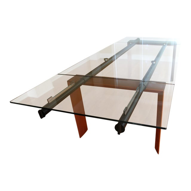 Roche Bobois Extendable Dining Table Chairish