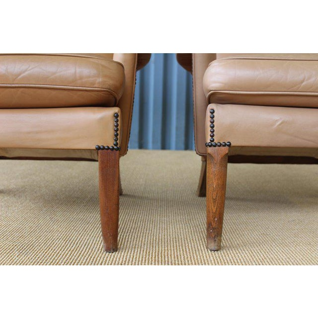 Mid-Century Modern Pair of Armchairs by Parker Knoll, United Kingdom, 1950s For Sale - Image 3 of 13