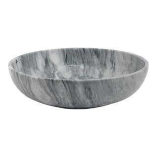 Gray Marble Bowl For Sale