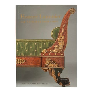Honoré Lannuier Cabinetmaker From Paris: The Life and Work of a French Ébéniste Book For Sale