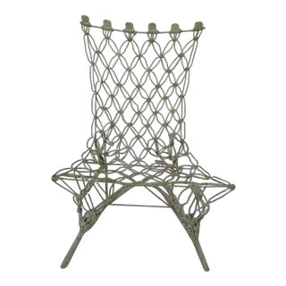 1990s Vintage Marcel Wanders for Droog Design Knotted Chair For Sale