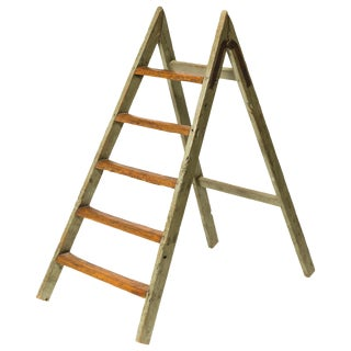 Antique Style Ladder For Sale