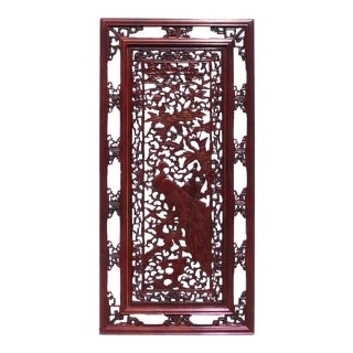 Chinese Decorative Wood Wall Panel For Sale