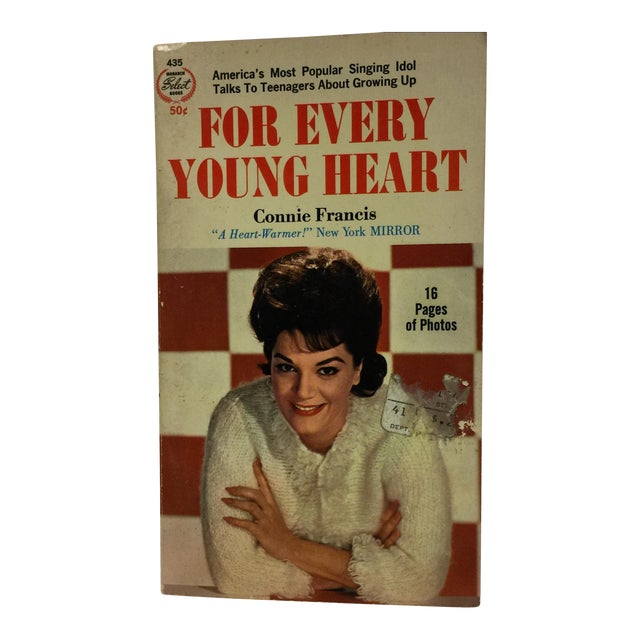"""""""For Every Young Heart"""" by Connie Francis, 1964 For Sale"""