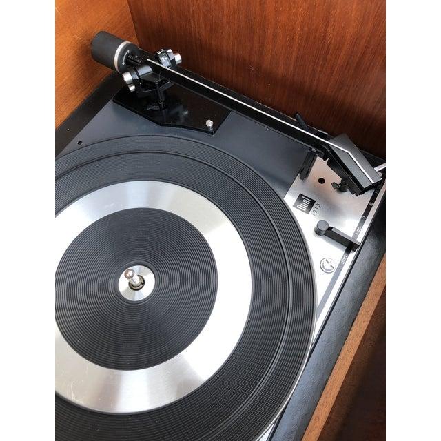 Mid Century Fully Restored Ks650u Grundig Record Credenza For Sale - Image 11 of 13