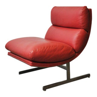 Kipp Stewart Arc Lounge Chair for Directional