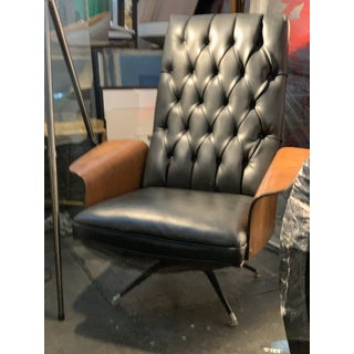 """Vintage Original Plycraft Swivel """"Mr. Chair"""" Lounger by George Mulhauser Preview"""