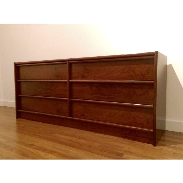 Mid-Century Modern 6-Drawer Rosewood Dresser From Belgium - Image 3 of 10