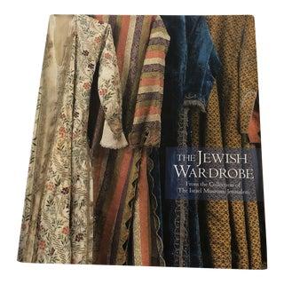 The Jewish Wardrobe Book For Sale