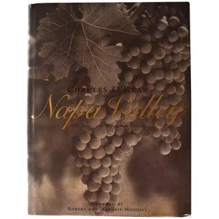 """Napa Valley"" Coffee Table Book by Charles O'Rear For Sale"