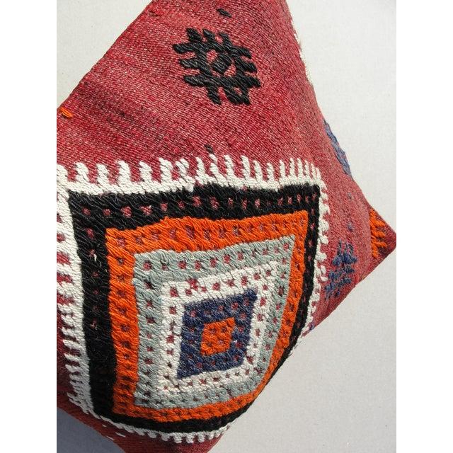 Kilim Rug Pillow - Image 9 of 11