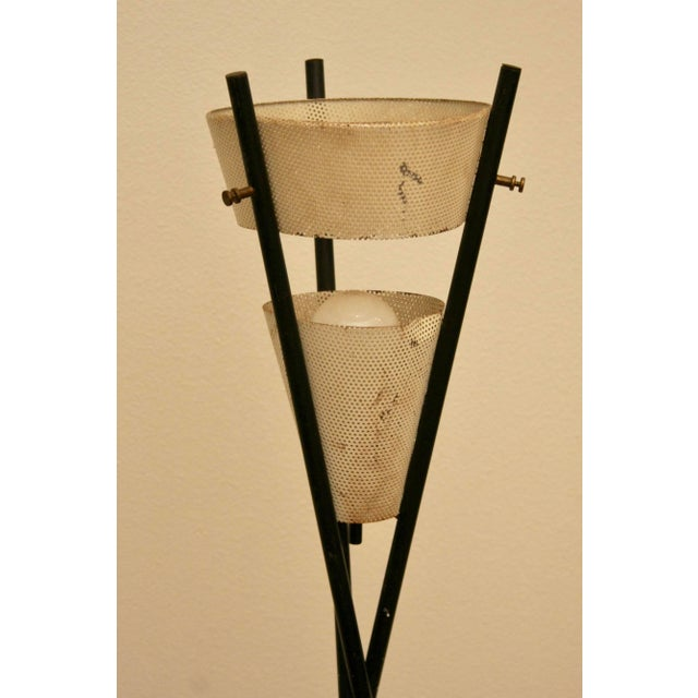 1950s Stilnovo Style Atomic Tripod Floor Lamp Chairish