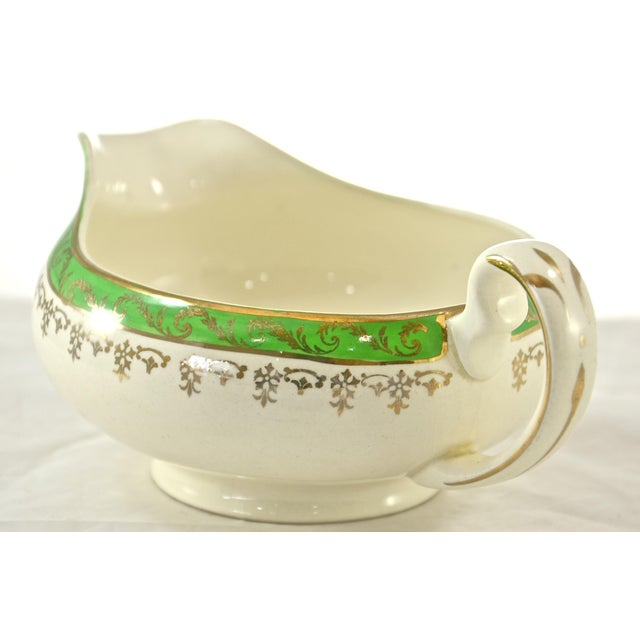 1940s English Porcelain Pitcher - Image 4 of 5