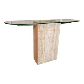 20th Century Italian Artedi Console Table For Sale