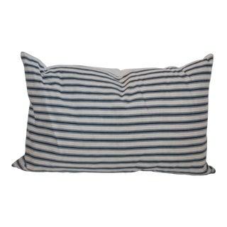 Ticking Bolster Pillows