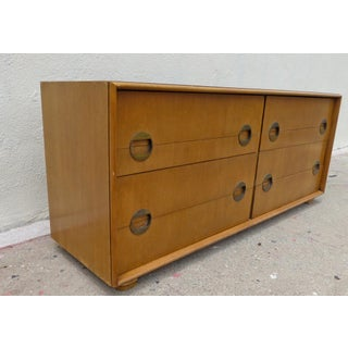 Renzo Rutili for Johnson Furniture 8 Drawer Dresser Moderne Preview