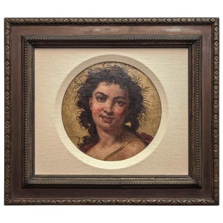 Portrait of Diana For Sale