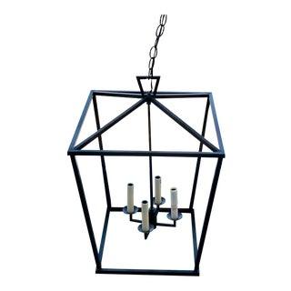 Circa Style Lantern Pendant For Sale